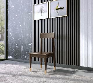 B804#瑞德家居  北欧乡村风格 白蜡木框架 餐椅