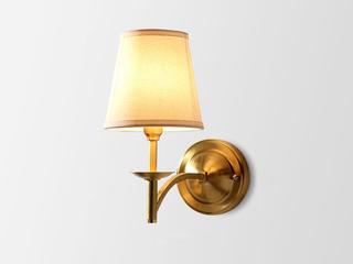 美式MC312-1W铜灯 单头壁灯(包邮)(不含光源)