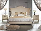 美克世家 简美气概 北美入口榉木坚忍框架 布艺 松木床板条床 1.8*2.0米床