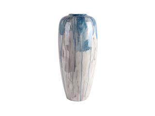 新中式气概 手绘陶瓷 花器