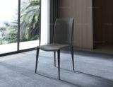卡罗亚 极简风格 Y85西皮餐椅(单把价格 需双数购买 单数不发货)