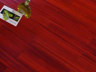 实木平面绿柄桑实木地板