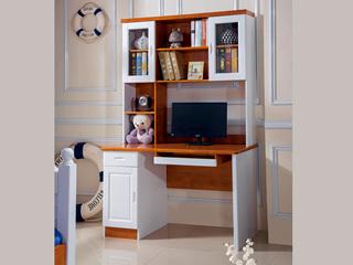 现代风格 实木 直角书柜