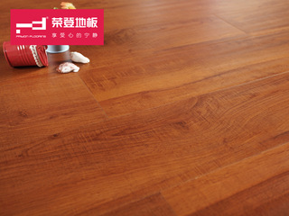 仿实木强化地板 复合木地板12mm 吴韵汉风系列 包罗万橡 环保地板 HF8632