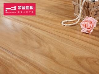 (物流点送货入户+安装含辅料)仿实木强化地板 复合木地板12mm 红粉世家系列 相思长情 环保地板 HS03