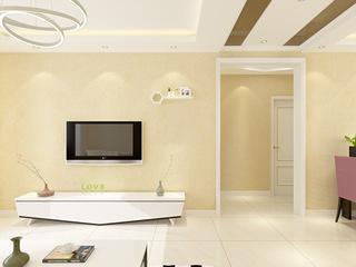 【包邮】现代简约 素雅格调 防潮透气 简约卧室书房客厅电视背景墙纸