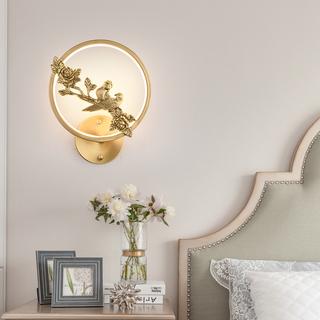 现代简约 铜8893(28W)壁灯(含光源)