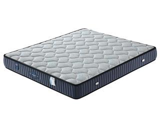 D616静电按摩面料 泰国天然乳胶 3D环保棕 独立弹簧床垫(不含运费)