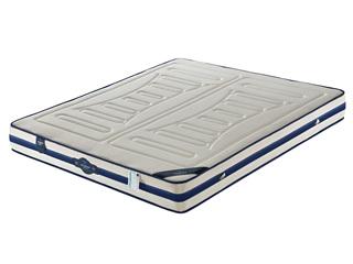 3D藍光3D面料 天然乳膠抗菌防螨、冰涼透氣3E環保棕環保無甲醛 精品獨立彈簧床墊(不含運費)