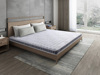 子爵A款6cm薄垫 护脊椎环保棕  1.8*2.0米 可定制床垫