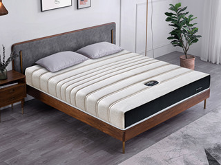 公爵A款 9区独立袋床垫 人棉纳米针织布面料 东南亚进口乳胶床垫 1.35*2.0米可定制床垫