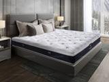 吉斯贵族 伯爵A款 护椎环保椰棕床垫 两面使用床垫 纳米竹炭面棉 1.5*2.0米可定制床垫