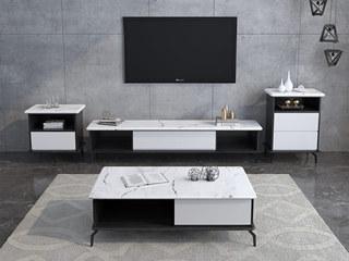 现代简约 电视柜(不含左右斗柜)