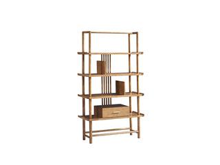 北欧风格 精选白蜡木 优雅木纹 实用储物 间厅柜