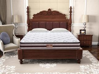 ·酷睡3号垫1.8*2.0 双面两用七区独立袋装弹簧床垫 360度防螨天然乳胶床垫