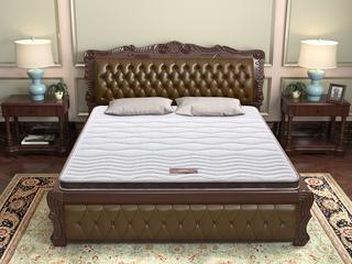 ·酷睡酷睡宝10cm 1.5*1.9 3D天然椰棕透气双面床垫 针织面料柔软亲肤床垫