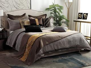 蒙得里安 床品四件套(含1对枕套、1条被套、1条床单)(不含芯)