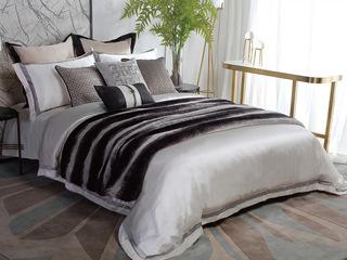 拉米修斯 床品四件套(含1对枕套、1条被套、1条床单)(不含芯)